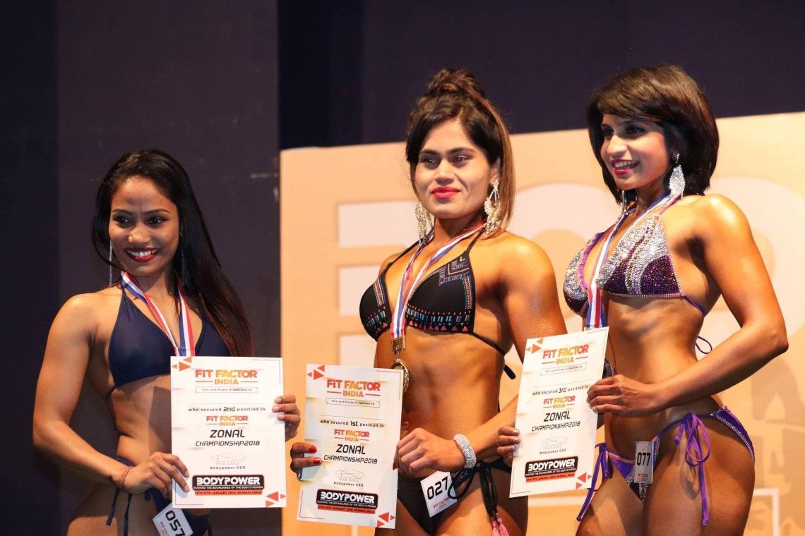 Winners- BodyPower Mumbai